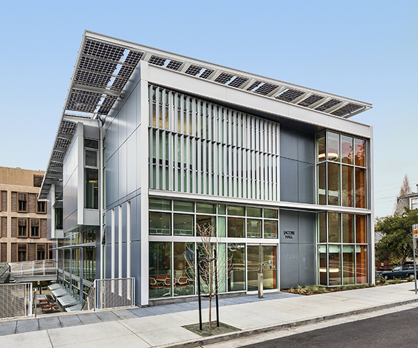 University Of California College Of Engineering, Berkeley, CA Architects:  Leddy Maytum Stacy Architect, San Francisco, CA General Contractor: